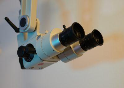 Ohrmikroskopiegerät